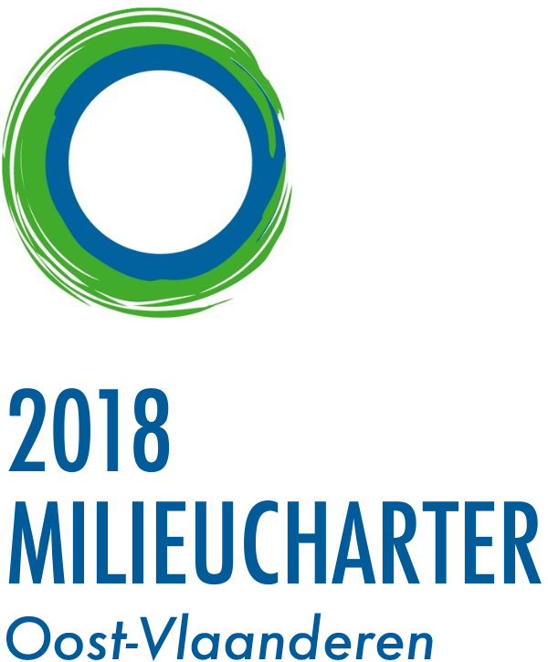 Milieucharter 2018 logo